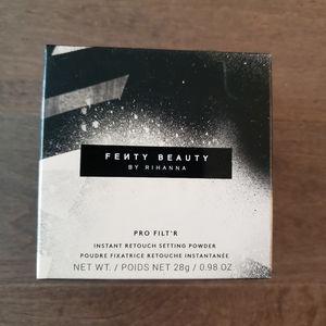 Brand New Fenty Beauty pro filter setting powder